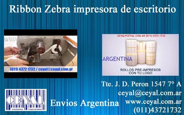 Talleres etiquetas adhesivas Argentina imprimir codigo QR
