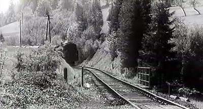 stare pociągi