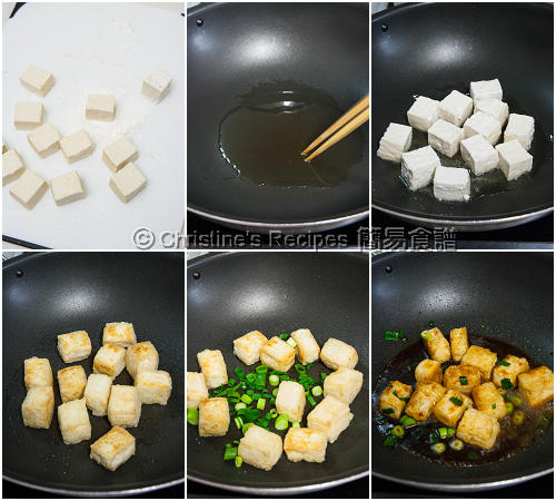 Teriyaki Tofu Procedures