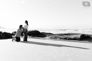 Ensaio gestante praia Santa Catarina