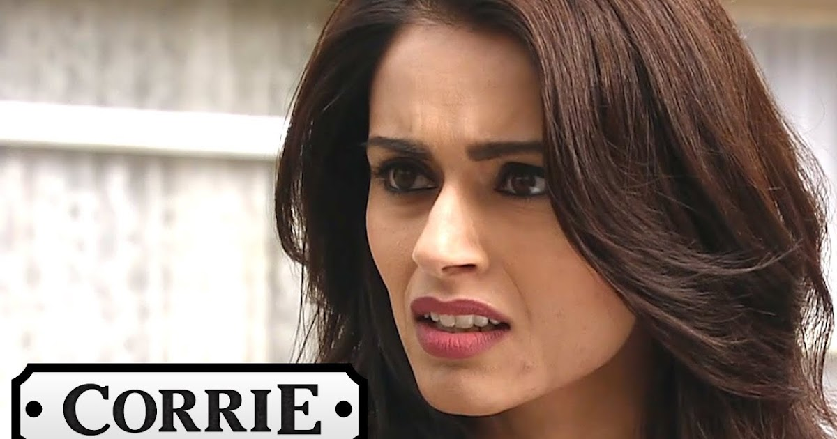 Coronation Street Blog Bhavna Limbachia Leaving Coronation Street