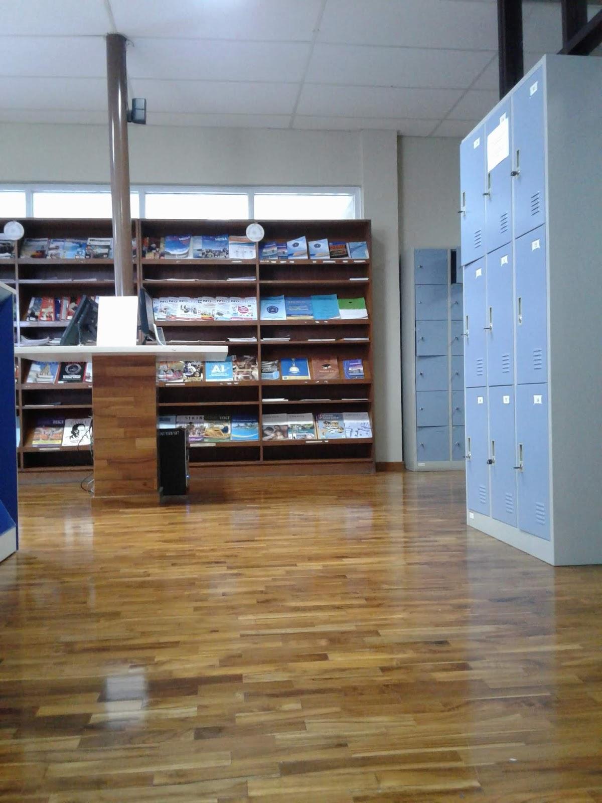 Mengenal lebih dekat Perpustakaan USNI (Universitas Satya ...