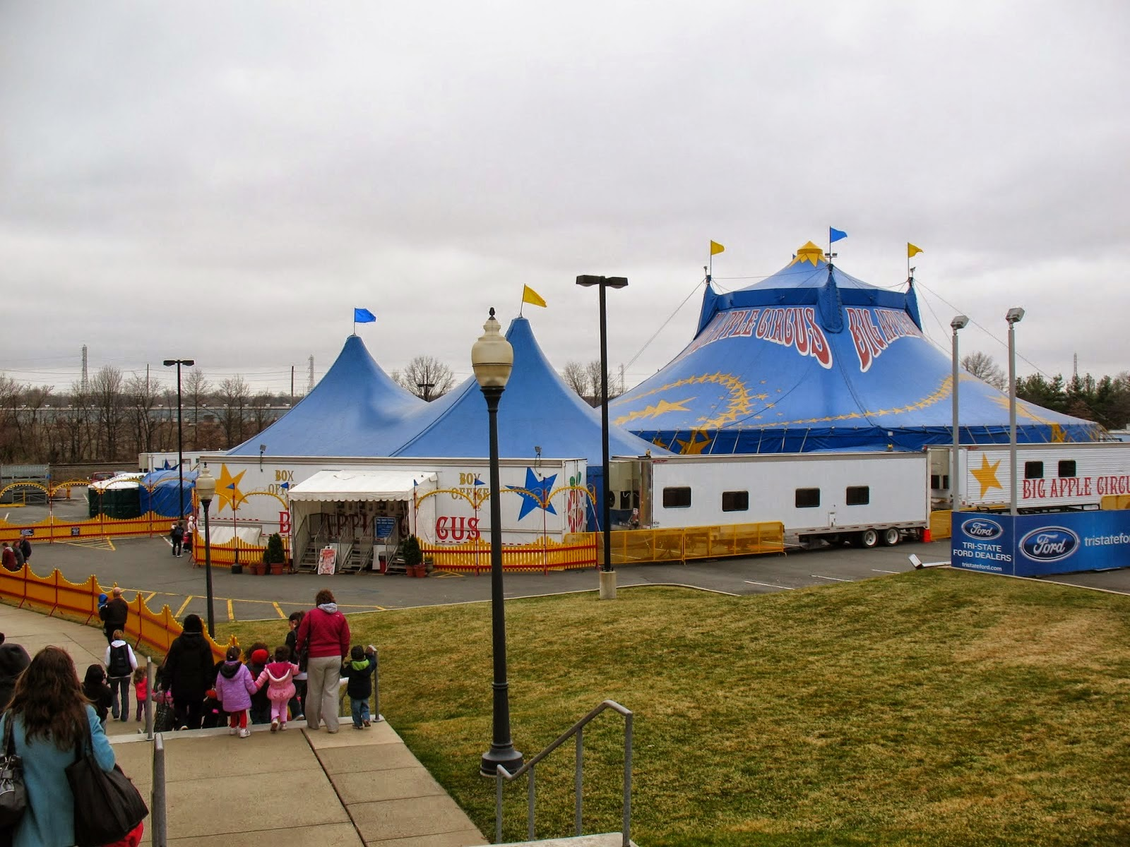The Jersey Momma The Big Apple Circus General Show Review