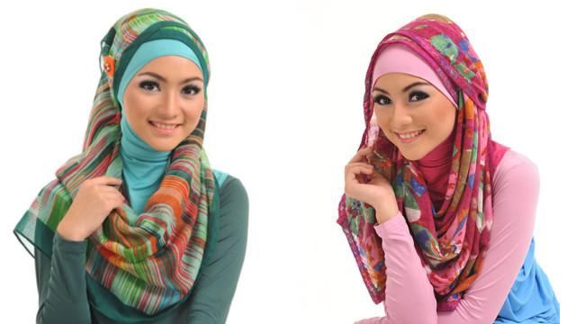 Untuk Menghadiri Berbagai Acara. Empat Jenis Hijab Ini Harus Kamu Punya