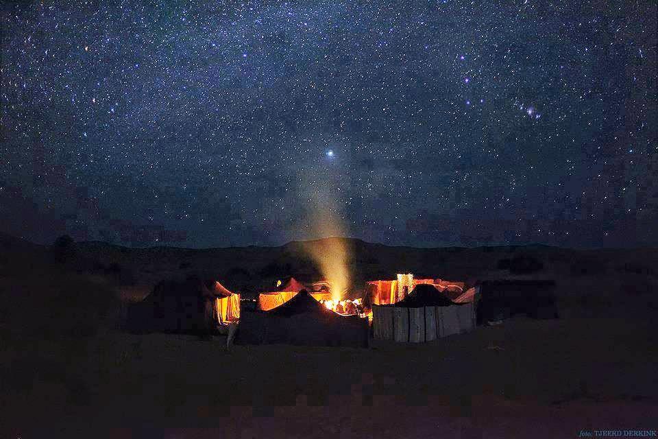 rencontre sous la tente ouarzazat