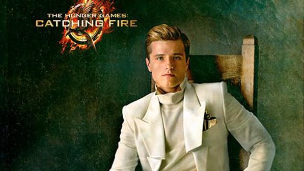 Muso da semana é Josh Hutcherson, o Peeta Mellark de Jogos Vorazes