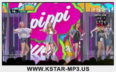 [Performance] 2EYES - PIPPI @ M! Countdown 2015.09.10