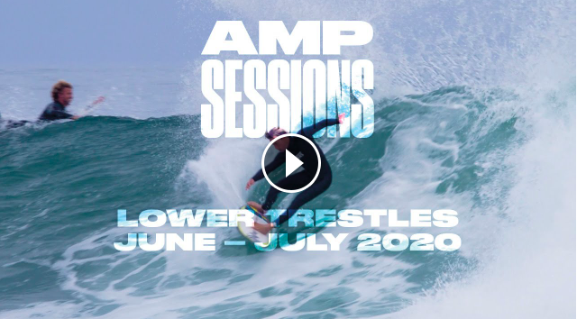The Best Surfing of the Season So Far at Lowers June - July 2020 Amp Sessions
