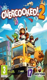 overcooked 2 pc cover - Overcooked 2-PLAZA