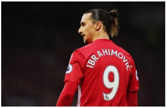 Ibrahimovic In Talks To Return To Manchester United