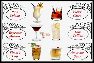 top 50 cocktails