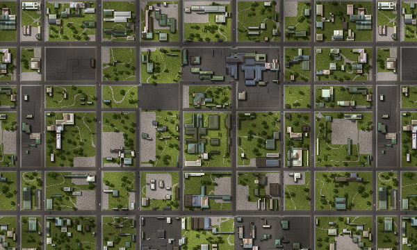 Free Suburbia Patterns For Photoshop and Elements