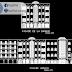 مخطط مشروع بنك مركزي كبير اوتوكاد dwg