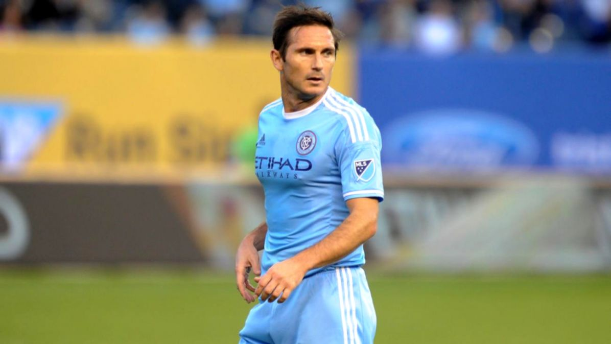 797e8fc636b Frank Lampard No excuses for NYCFC to miss playoffs again