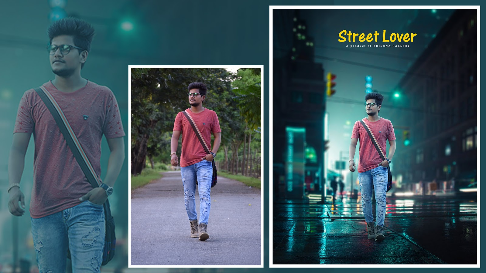 How To Match Everything To Changing Background In Adobe Photoshop