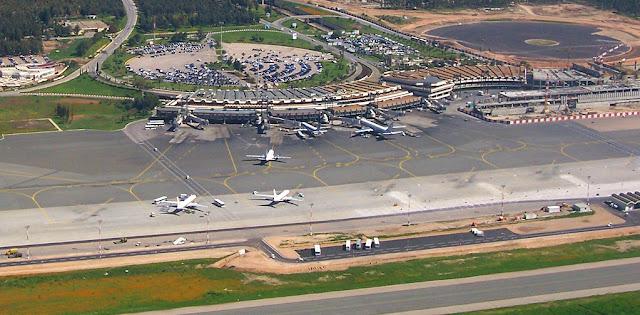 Flughafen Casablanca Ankunft