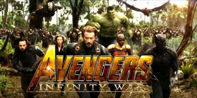 Avengers Infinity War (2018) Dual Audo Hindi 400mb Full Movie Download HDTS