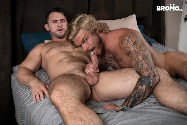 BROMO - Unforgettable Cock - Blaze Austin / Blake Ryder