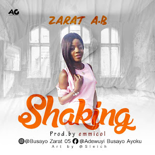 Zarat A.B – Shaking