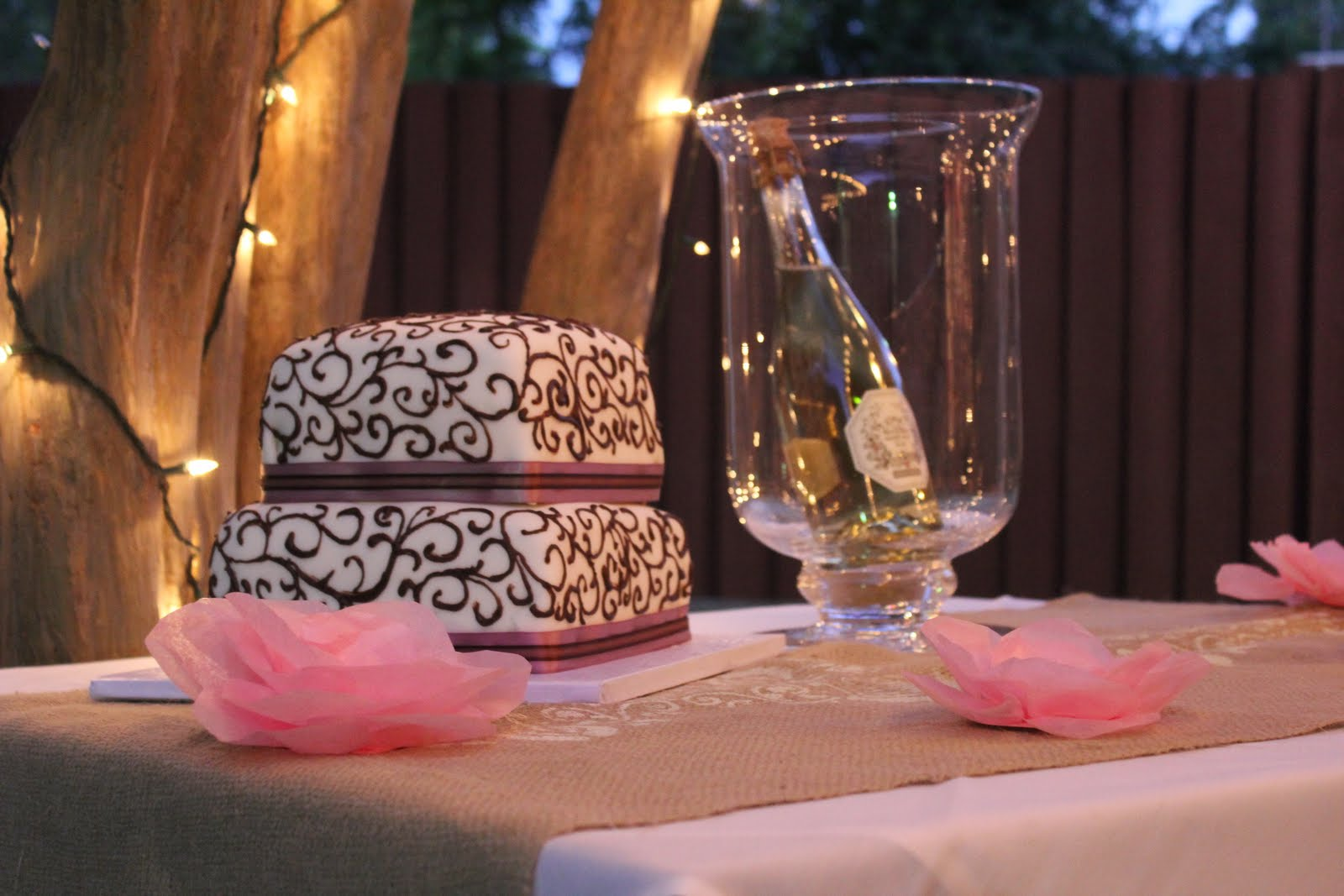 Juneberry Lane Outdoor Champagne Soiree