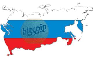 Russie-Cryptomonnaie