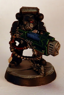 raven guard plasma cannon