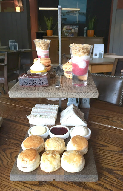 afternoon tea for two at St Marys Inn Morpeth