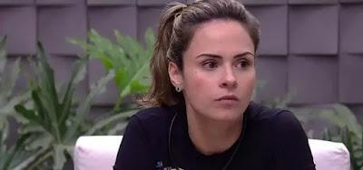Ana Paula Renault foi expulsa do BBB16