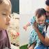 Netizens 'Sembur' Saharul Ridzwan Kerana Suapkan Anak Mengantuk Dengan Makanan..