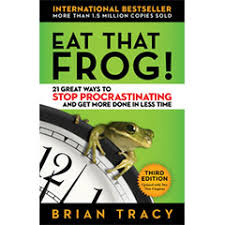 https://www.goodreads.com/book/show/95887.Eat_That_Frog_