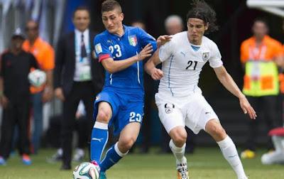 prediksi-italia-vs-uruguay-8-juni-2017