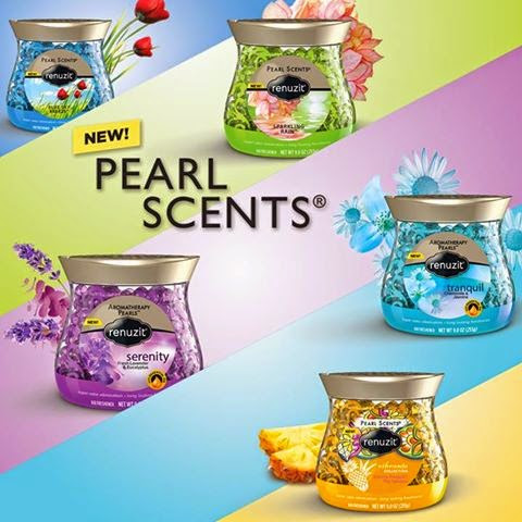 Dragonfly Treasure: Renuzit Pearls Scents Review and Giveway #DesignYourAir