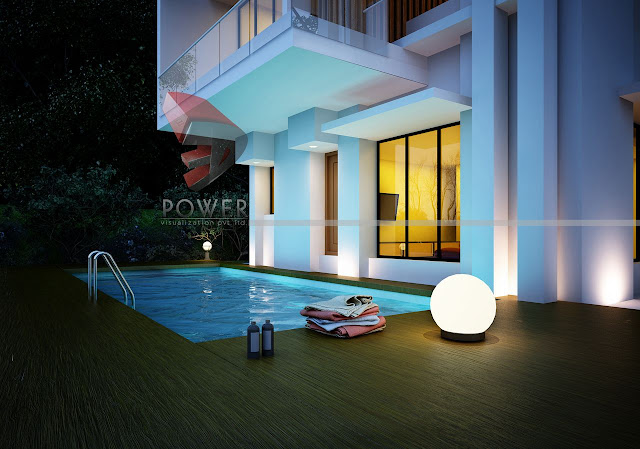 Bungalow swimming pool design 3d pool design bungalow