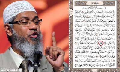 "Mengapa Allah Menggunakan Kata ""Kami"" dalam Al Quran? Ini Jawaban Dr Zakir Naik"