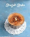 SHarjah shake recipe