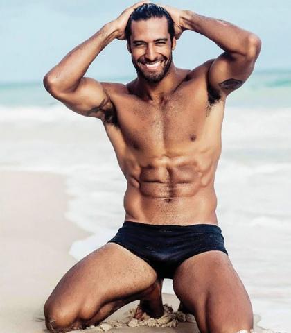 Naked Naked Male Model Brazil HD