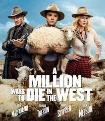 A Million Ways to Die in the West (2014) [Vose]