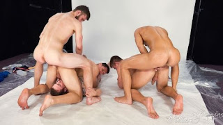 Wank Party #81, Part 2 RAW – Nikol Monak, Jakub Smolik, Viktor Adam, Kuba Neval & Martin Hovor