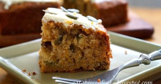Inch Square Carrot Cake Recipe Uk