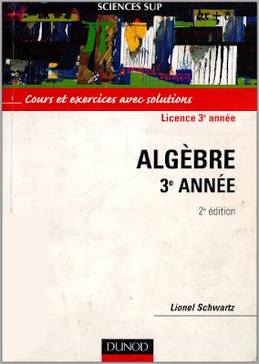Télécharger Livre Gratuit Algèbre 3 éme année, cours et exercices avec solutions pdf