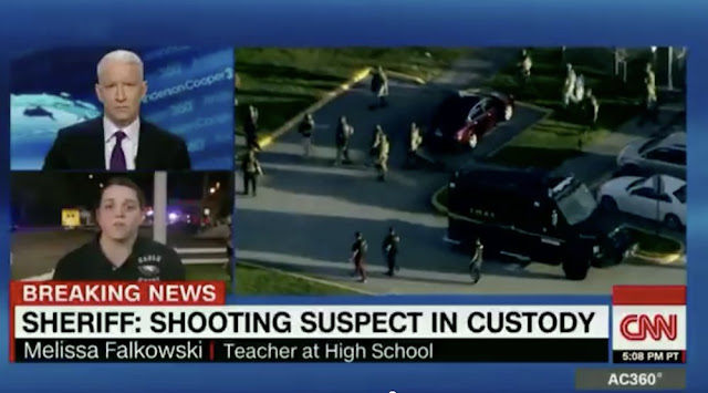 "WATCH: Florida HS teacher after school shooting: The ""government has failed us and failed our kids"""