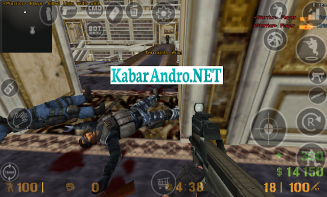 Counter Strike Mod Point Blank (CSPB) Apk Data Offline Terbaru
