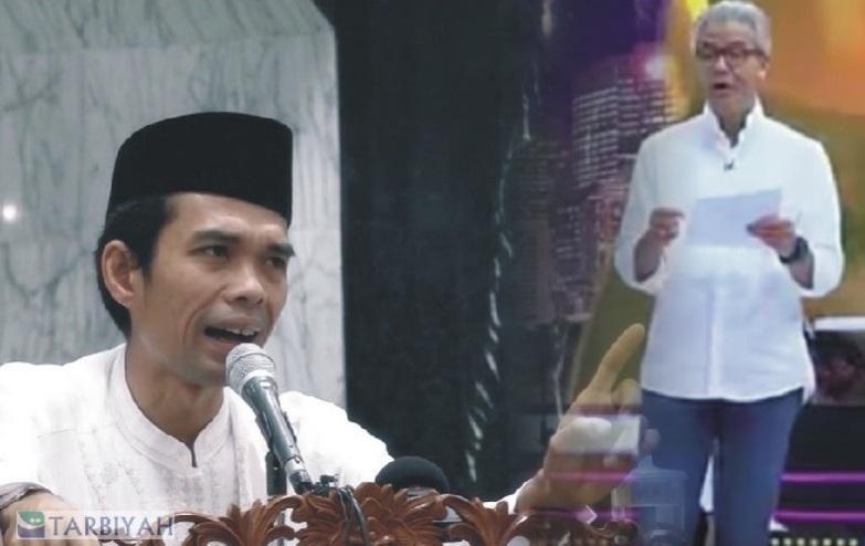 Ustadz Abdul Somad - Ganjar Pranowo