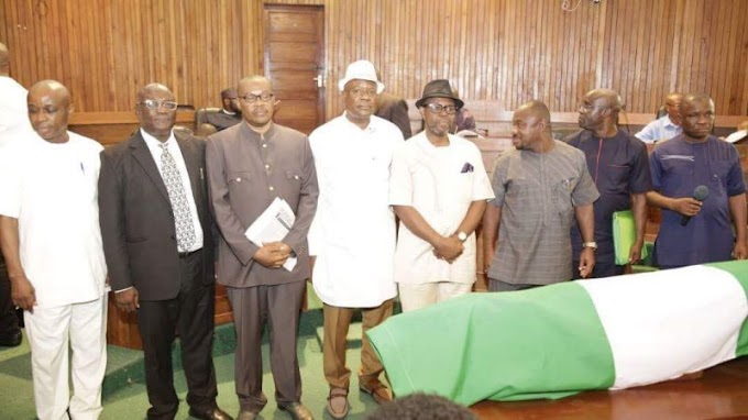 Abia House Of Assembly Begins Screening Of Commissioner NomineesNominees