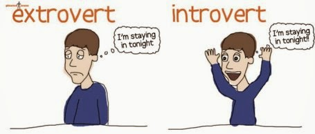 Ciri-ciri Introvert