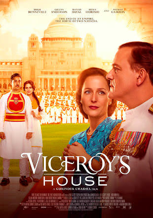 Viceroy's House 2017 BRRip 350MB Hindi Dual Audio 480p Watch Online Full Movie Download bolly4u