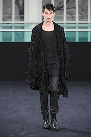 #LFW - Menswear Trends We Need in A/W 2012