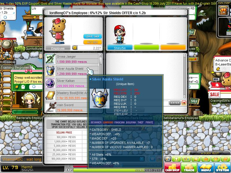 How To Earn Cash In Maplestory Aftermarket Stock For