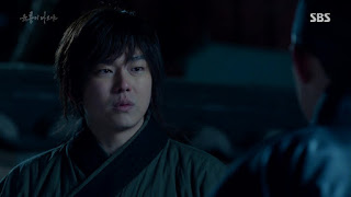 Sinopsis Six Flying Dragons Episode 33