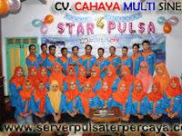 Star Pulsa Server Pulsa Terpercaya Sejak 26 Mei 2013
